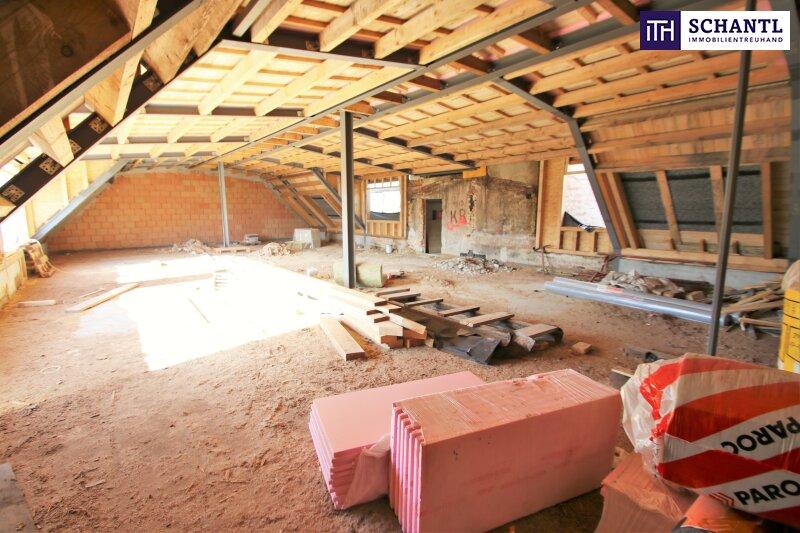 Worauf warten Sie? Perfekt aufgeteilte Dachgeschoss-Wohnung auf einer Ebene! Auf ins schöne Kutschkerviertel! /  / 1180Wien / Bild 4