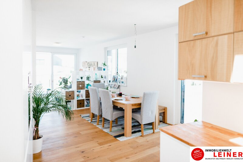 Schwechat - Penthouse - inklusive 28 m² Terrasse Objekt_9966 Bild_266
