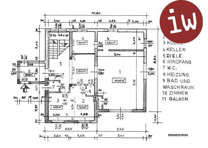 Einfamilienhaus in herrlicher Grünruhelage Objekt_518 Bild_221