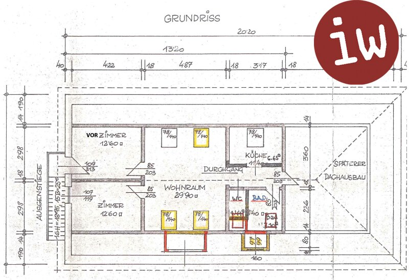 Historisches Haus/ Mehrfamiliennutzung möglich Objekt_524 Bild_124