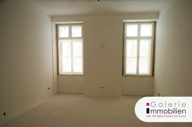 Erstklassige Altbauwohnung in revitalisiertem Biedermeierhaus - SW-Ausrichtung Objekt_32741