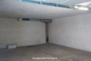 Garagenplatz in 1170 Wien, Mariengasse