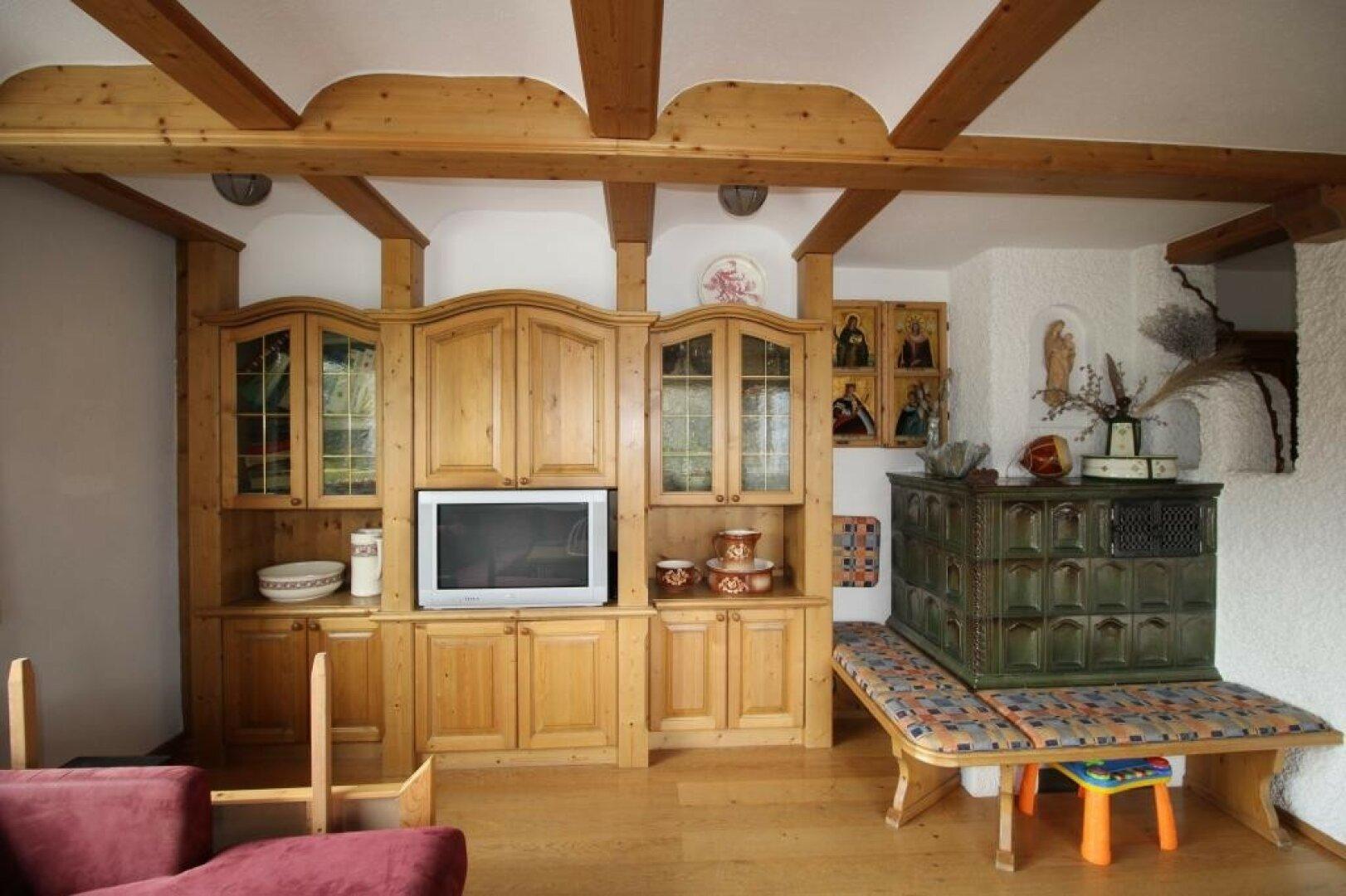 Wohnzimmer-Verbau