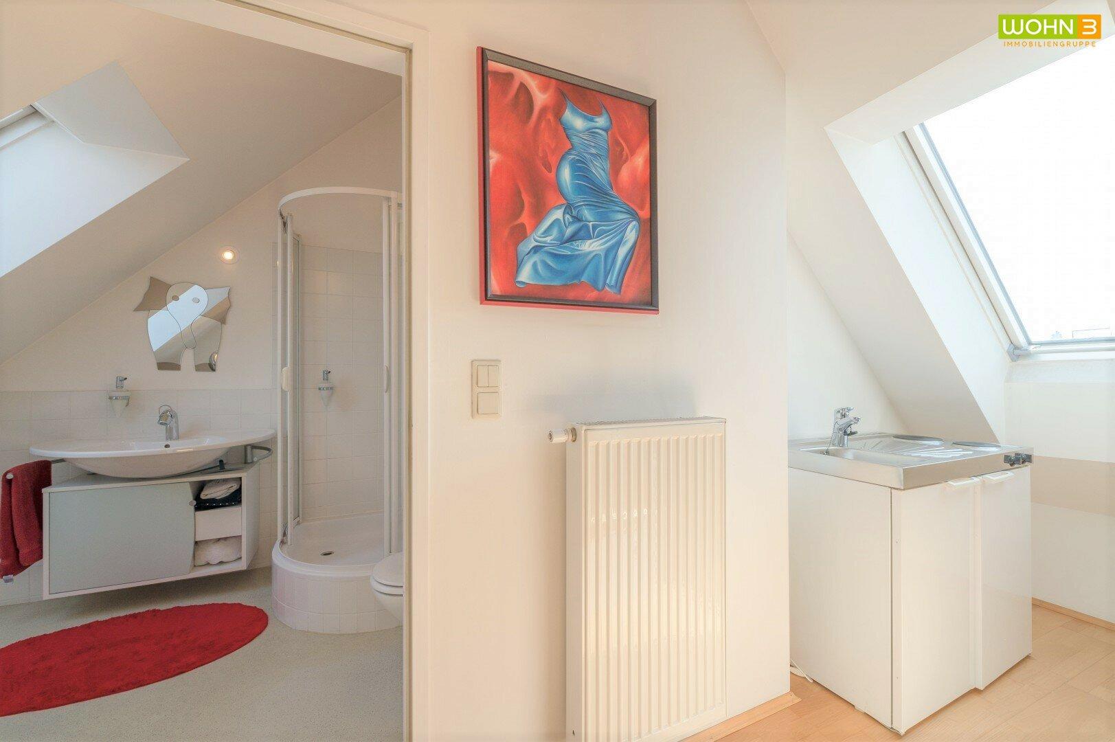 Galerie - Badezimmer & Kochnische