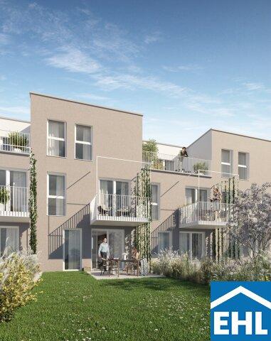 Moderne Anlagewohnungen im Vorgarten der Metropole