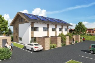 Reiheneckhaus Haus 1, Straßwalchen, neues Bauvorhaben
