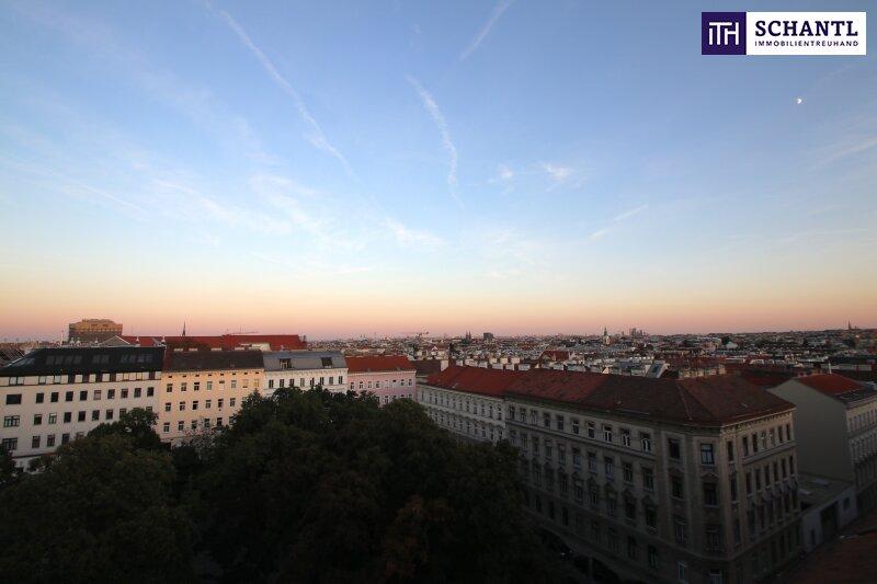 Perfekt geschnittene Dachgeschosswohnung! Drei Zimmer + Top Ausstattung + Grandioser Fernblick! /  / 1170Wien / Bild 0