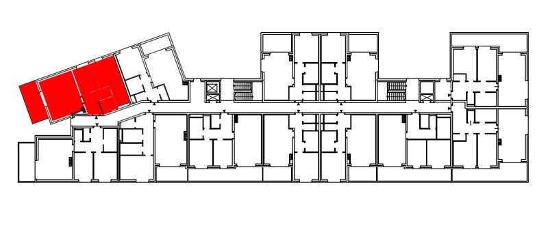 Top 28 - Drei-Zimmer-Wohnung mit Loggia mit Blick auf den Schneeberg /  / 2700Wiener Neustadt / Bild 9