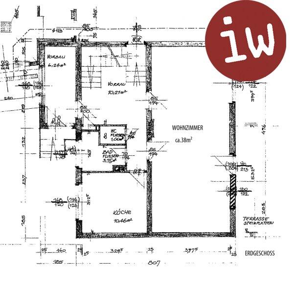 Top saniertes Einfamilienhaus mit parkähnlichem Anwesen in herrlicher Grünruhelage Objekt_593 Bild_137