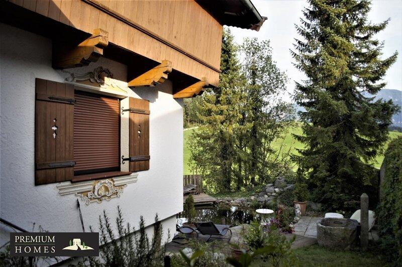 Breitenbach am Inn - Elegantes Landhaus - Blick Richtung Süden