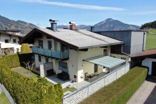 Elegantes Haus mit atemberaubendem Rundumblick in Kaprun zu verkaufen