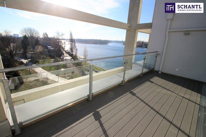 Zu Hause im Urlaub! Erstbezug im Dachgeschoss auf zwei Ebenen mit 4 Terrassen! Provisionsfrei!!! /  / 1220Wien / Bild 4