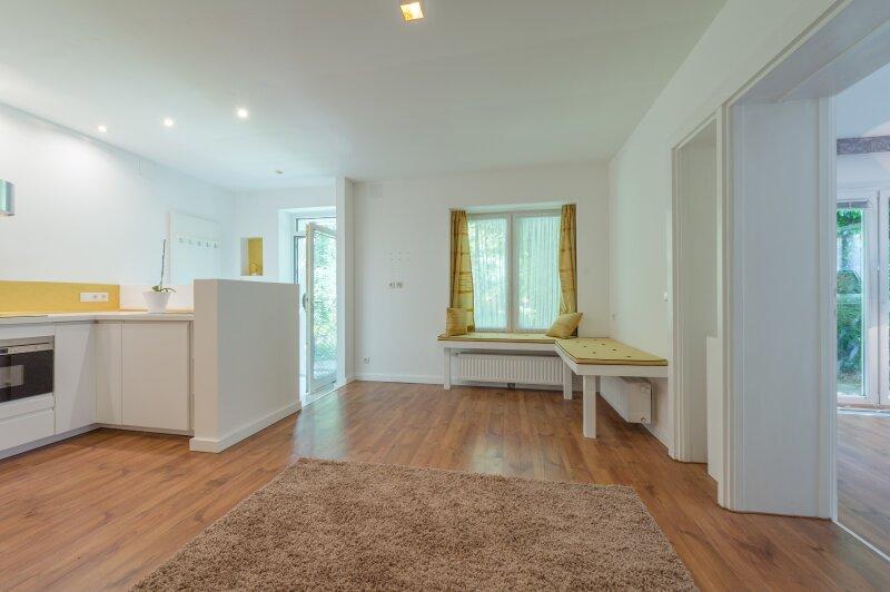 ++Rarität++ ERSTBEZUG Hofhaus, voll möbliert, mit Garten und Lager! /  / 1020Wien / Bild 7
