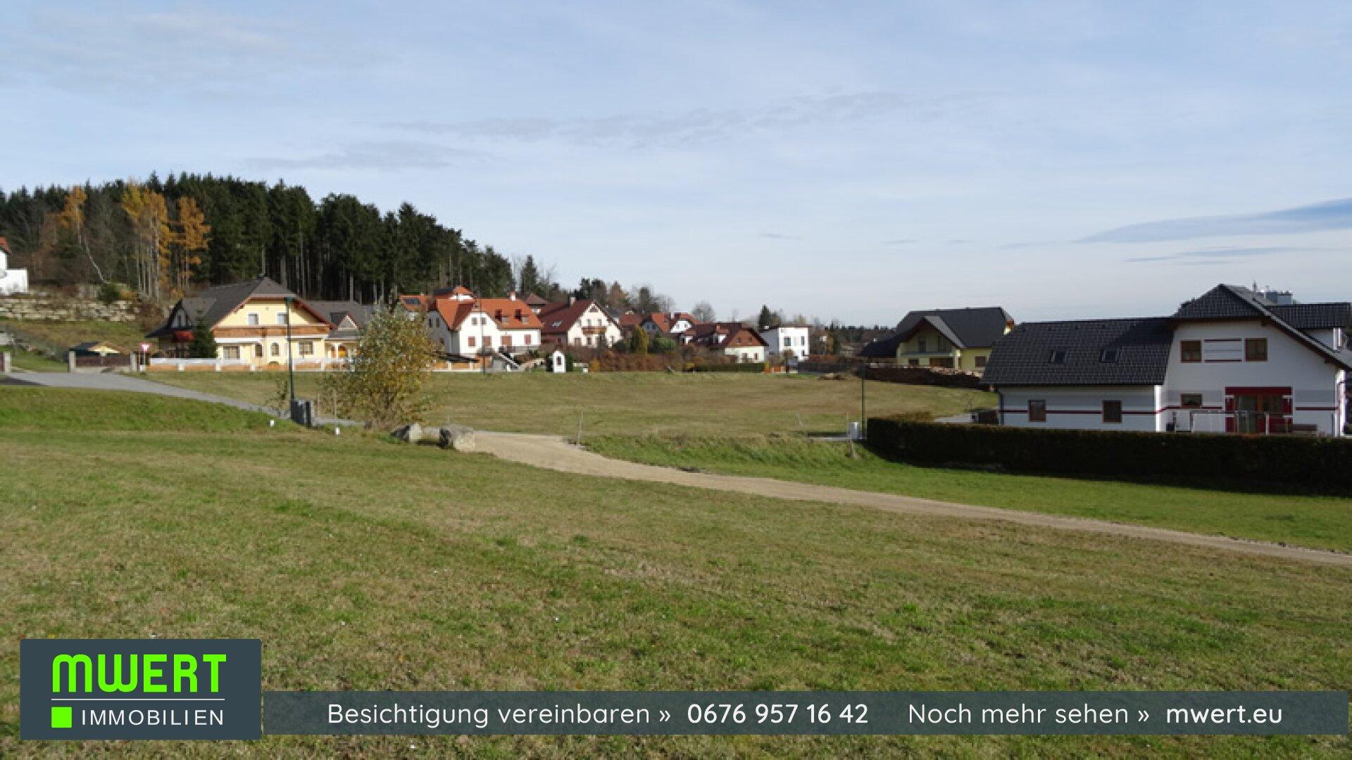 Baugrund im Waldviertel, Bad Traunstein