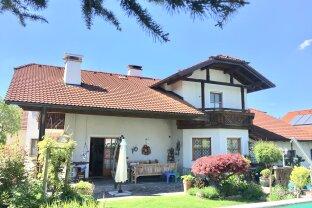 VERKAUFT!!! Sehr schönes Landhaus mit Pool am Stadtrand von Wels