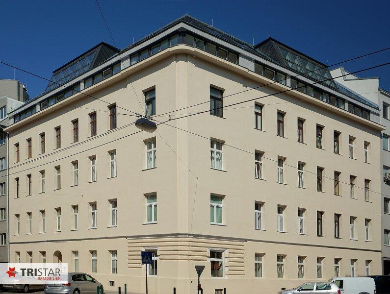 NEU! ++ Erstbezug nähe Augarten und (U4) Friedensbrücke: noch 3 exklusive DG- Wohnungen mit  Balkon, 1200 Wien ++ /  / 1200Wien / Bild 5