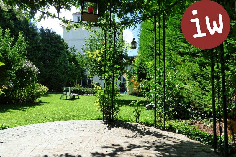 Stilvolles Wohnen in Klosterneuburgs Stadtzentrum, traumhafter Garten Objekt_496