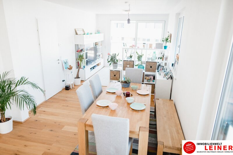 Schwechat - Penthouse - inklusive 28 m² Terrasse Objekt_9966 Bild_263
