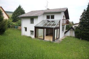 Klosterneuburg - VILLENLAGE Einfamilienhaus auf 3 Etagen 192 m² NFL / 666 m² Grund - Zubau mit ca.120 m²  noch möglich