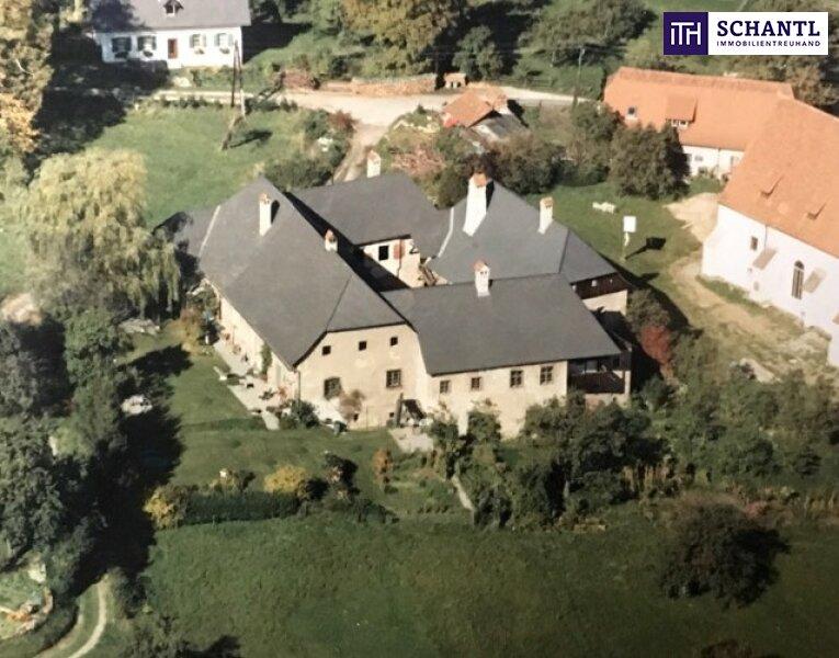 Werden Sie Schlossfräulein oder Schlossherr der historischen und gut erhaltenen Vierflügelanlage aus dem Jahr 1440, Frohnleiten