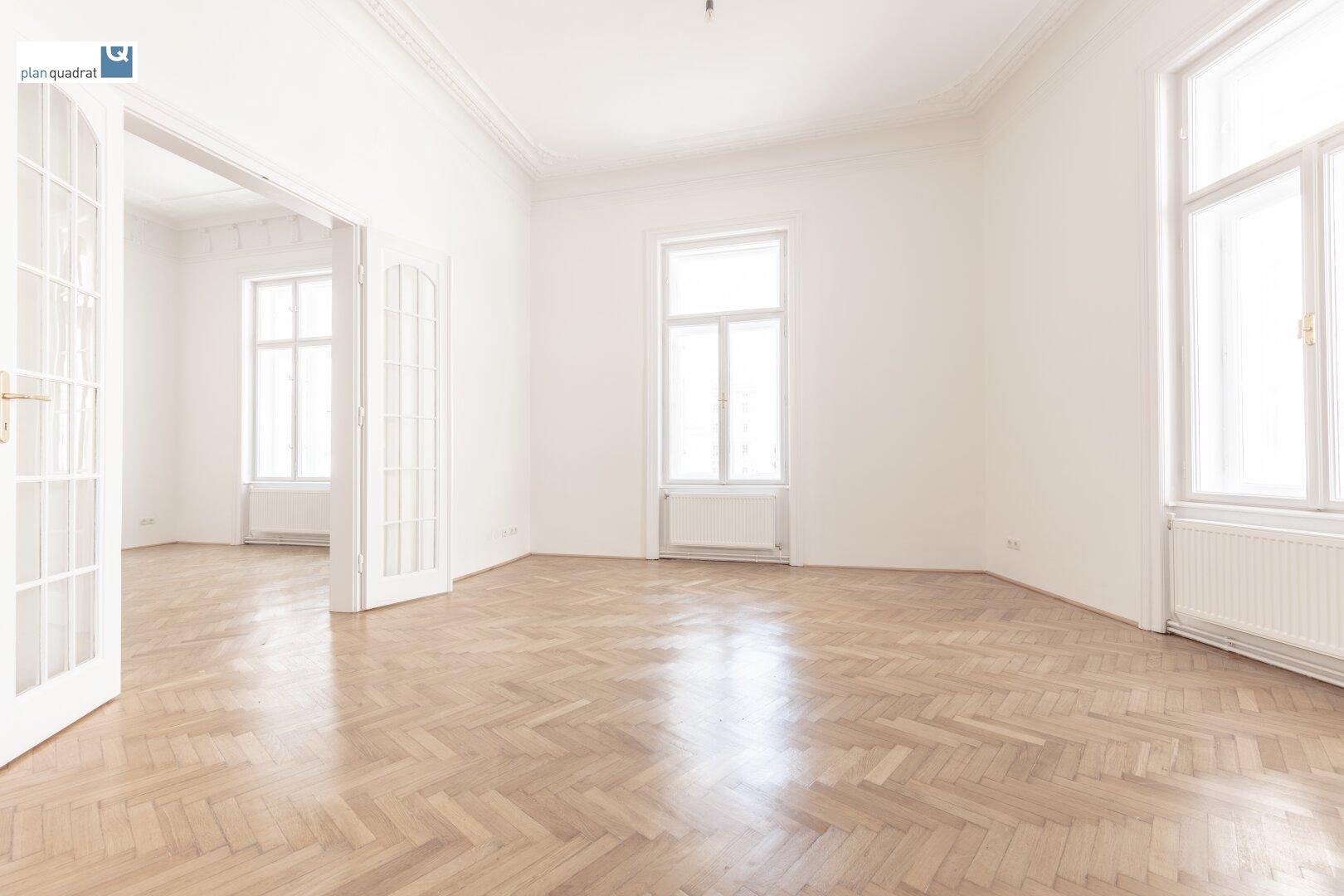 Raum 5 (gem. Grunsrissskizze - ca. 24,50 qm)