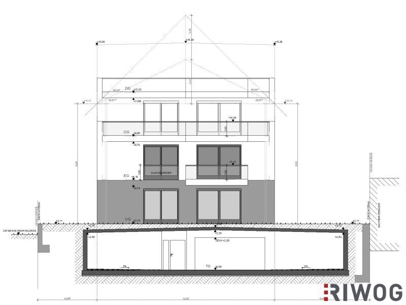 Wohnprojekt mit 6 Wohneinheiten in Vorderbrühler Spitzenlage - Baugenehmigt! /  / 2340Mödling / Bild 6