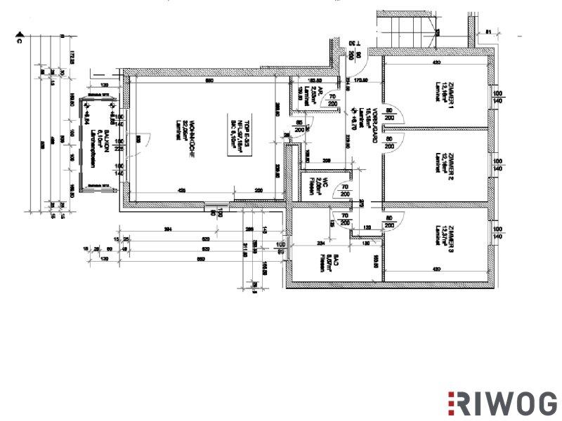 Traumhaft schöne 4-Zimmerwohnung mit Süd-Balkon /  / 9500Villach / Bild 3