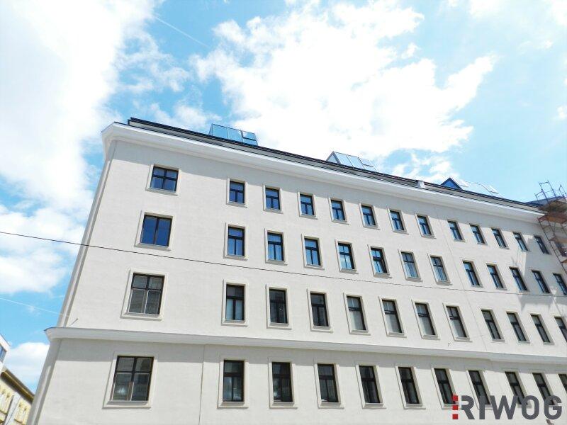*Projekt SOHO-Augarten* Innenhof-Apartment mit traumhafter Terrasse | Ruhelage Nähe Friedensbrücke!
