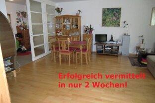 Gemütliche  3-Zimmer-Wohnung: zentral und doch ruhig gelegen