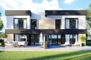 Silvolles Doppelhaus in Gablitz inkl. Grundstück