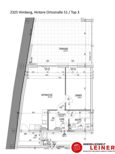 57m² Wohnung mit sehr schönem Garten und Terrasse Objekt_8991 Bild_353