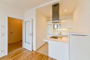 helle 2-Zimmer-Wohnung (48,50 m²) mit Loggia (7 m²) und Westblick! direkt bei U4+U6 Station Längenfeldgasse - ab FEBRUAR