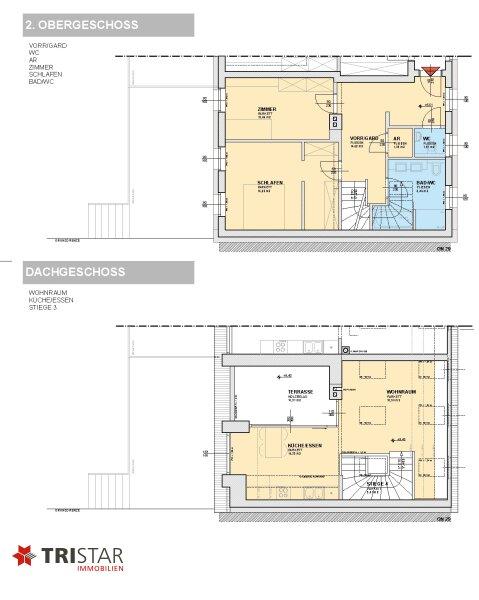 :::Renditeobjekt in Klosterneuburgs Zentrum - DG-Neubaumaisonette mit Terrasse Nähe Stadtplatz::: /  / 3400Klosterneuburg / Bild 10