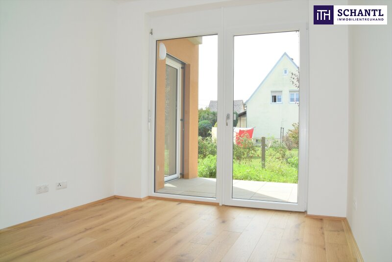 Eine Wohnung die das Herz begehrt: Top ausgestattete, moderne Erstbezugswohnung in absolut bezaubernder Ruhelage ! /  / 8054Graz / Bild 0