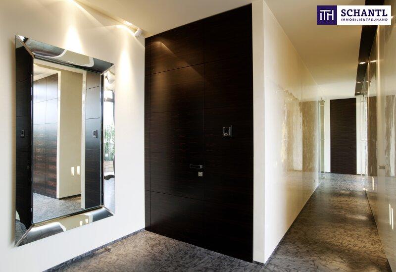 PHÄNOMENAL, EINZIGARTIG, ATEMBERAUBEND - Designer LUXUS-Penthouse mit Panoramablick + Riesige Terrassen + Indoor Pool + Sauna + Kamin + Ruhelage + drei tw. überbreite Tiefgaragenplätze uvm. in Graz! /  / 8045Graz-Andritz / Bild 6