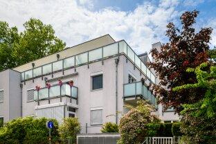 1190 Zuckerkandlgasse - nur so will ich wohnen: 2 Zimmer- Wohnung mit Garten, Swimmingpool