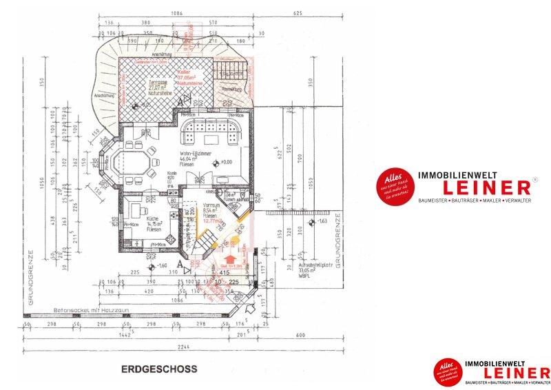 ACHTUNG KAUFANBOT LIEGT VOR! Wienerherberg bei Wien - Einfamilienhaus mit ca. 192 m² Wohnnutzfläche Objekt_11234 Bild_553
