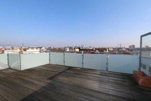 Dachgeschossmaisonette mit Fernblick