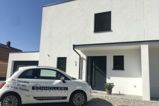 VERKAUFT!!! Exklusive Doppelhaushälfte im Naturpark Scharten