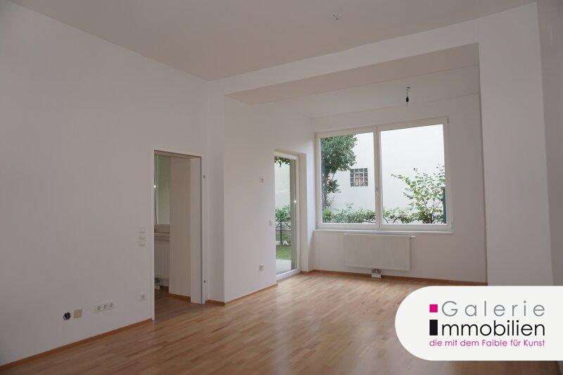 Neu sanierte Gartenwohnung mit Terrasse und Eigengarten Objekt_25648