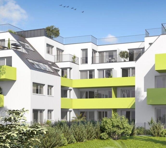 Neubauprojekt nahe alten Donau | Fertigstellung Ende 2020