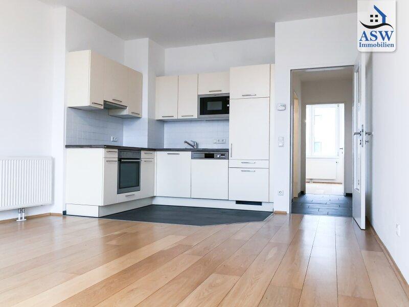 Perfekt aufgeteilte, großzügige 2 Zimmer-Wohnung im Herzen von Linz