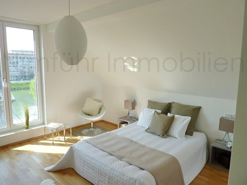 Exklusives Penthouse Nähe Josef-Mayburger-Kai /  / 5020Salzburg / Bild 1