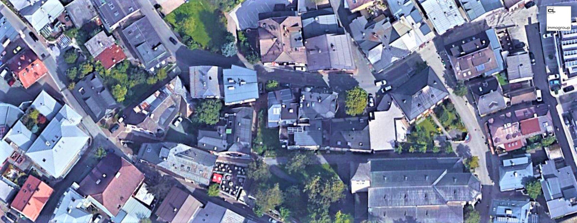 Luftbild Saalfelden, Loferer Straße
