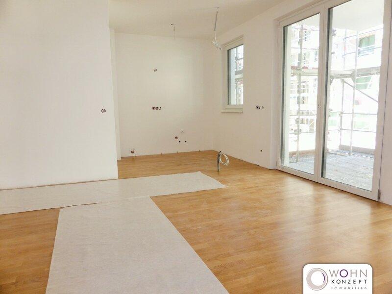 Neuwertig: hochwertiger 51m² Neubau mit Poggenpohl-Einbauküche - 1030 Wien /  / 1030Wien / Bild 2