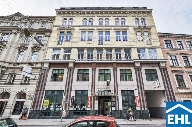 Bürostandort nähe Naschmarkt