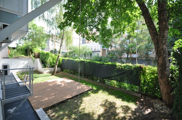 Foto von Ideal aufgeteilte 4-Zimmer Maisonette Wohnung inkl. Garten!! (WG-TAUGLICH!)
