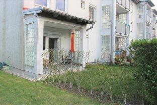 Perfekte Single oder Pärchenwohnung mit Garten!