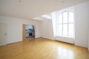 DG - Maisonette Wohnung mit Dachterrasse und Fernblick nahe Maria Hilfer Straße!