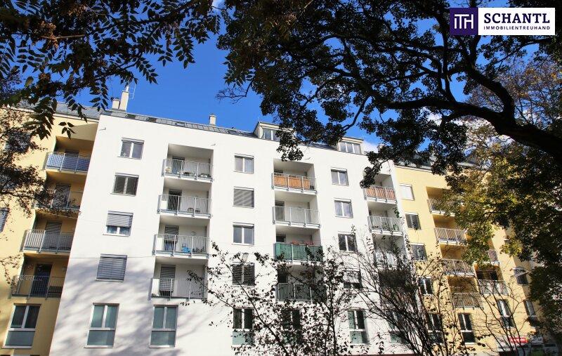 PERFEKT! Ihre neue provisionsfreie Dachgeschoss-Wohnung mit Südterrassen + cooler Raumaufteilung + Tiefgarage! /  / 1100Wien / Bild 0